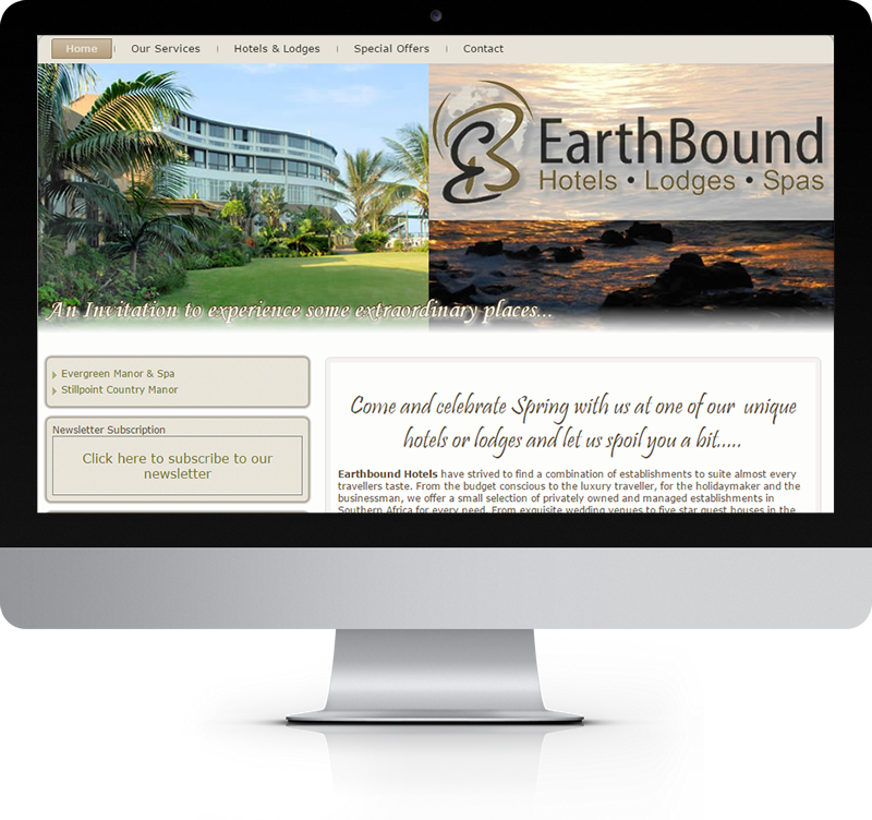 Earthbound Hotels